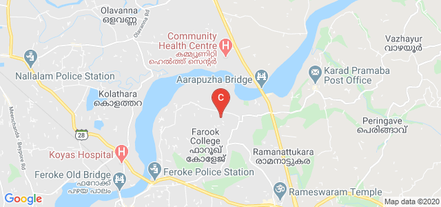 Rouzathul Uloom Arabic College, Farook College, Kozhikode, Kerala, India
