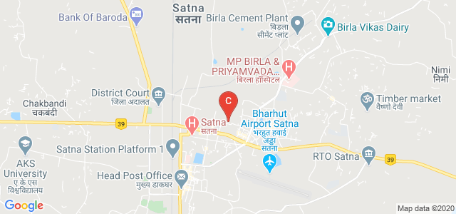 Shri Rama Krishna College of Commerce And Science, Near BJP Office, Bharhut Nagar, Satna, Madhya Pradesh, India