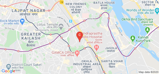 G.B.Pant Government Engineering College, Okhla Industrial Estate Phase 3 Rd, Okhla Phase III, Okhla Industrial Area, New Delhi, Delhi, India