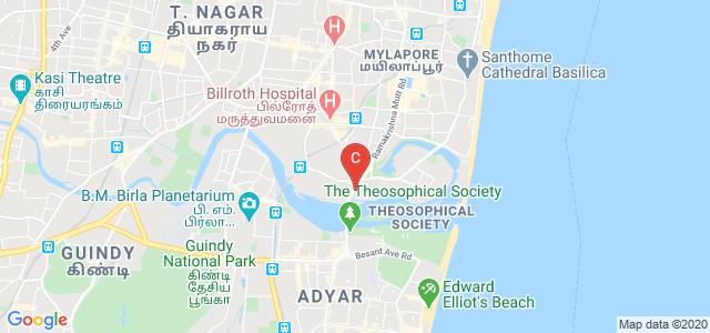 Dr. MGR Janaki College of Arts and Science for Women, State Bank of India Colony, Raja Annamalai Puram, Chennai, Tamil Nadu, India
