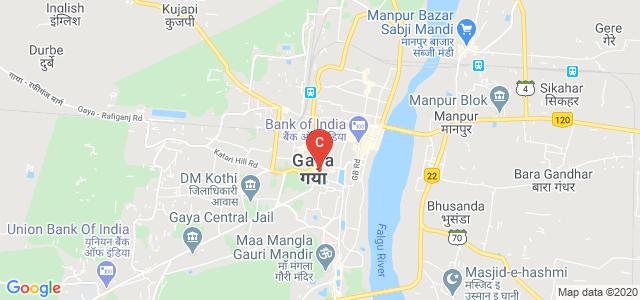 Gautam Buddha Mahila College, Durga Bari, Gaya, Bihar, India