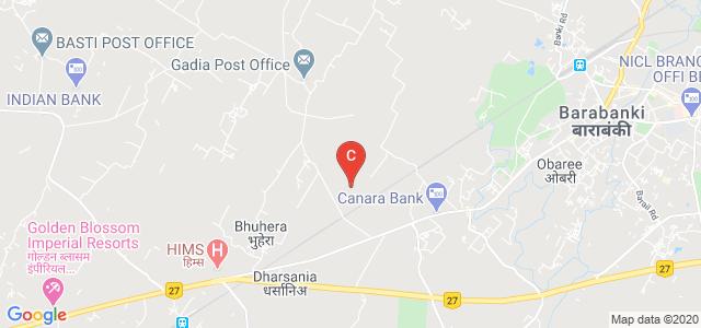 Seth Vishambhar Nath Institute of Management Studies& Research, Barabanki, Uttar Pradesh, India
