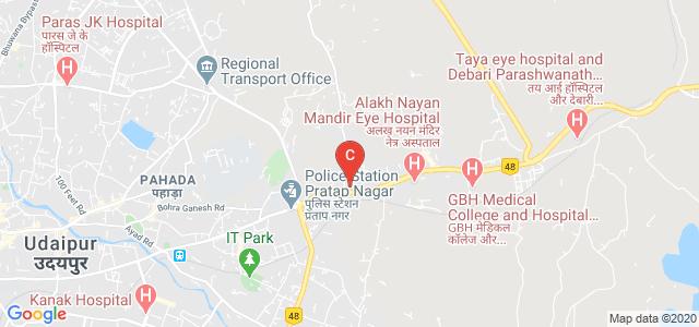 Janardan Rai Nagar Rajasthan Vidyapeeth University, Pratap Nagar, Udaipur, Rajasthan, India