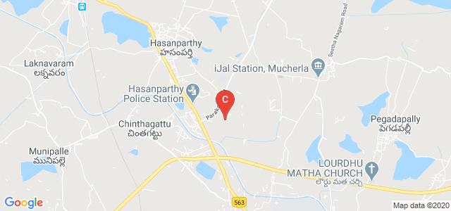 Kakatiya Institute of Technology & Science (KITSW), Opp:Yerragattugutta, Bheemaram, Hanamkonda, Telangana, India
