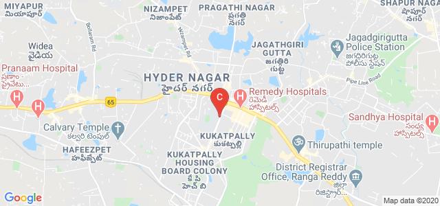 JNTUH College of Engineering Hyderabad, Ashok Nagar, Kukatpally Housing Board Colony, Kukatpally, Hyderabad, Telangana, India