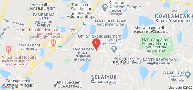 Bharath Institute of Higher Education and Research, Agaram Main Road, Selaiyur, Chennai, Tamil Nadu, India