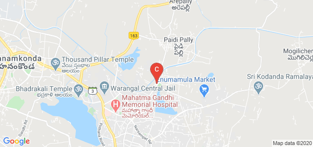 Chanda Kanthaiah Memorial Arts & Science College, Deshaipet, Warangal, Telangana, India
