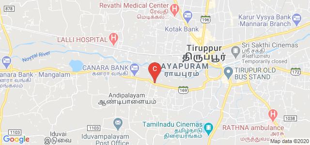 Tiruppur Kumaran College For Women, SR Nagar, Periyandipalayam, Tiruppur, Tamil Nadu, India