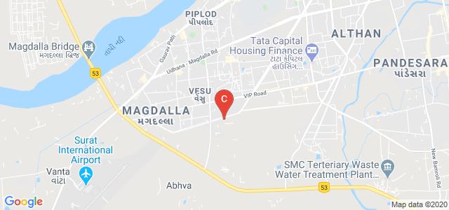 Agarwal Vidya vihar English Medium College, Canal Road, Surat, Gujarat, India