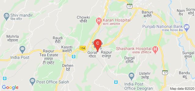 Goswami Ganesh Dutt Sanatan Dharam College, Rajpur, Himachal Pradesh, India