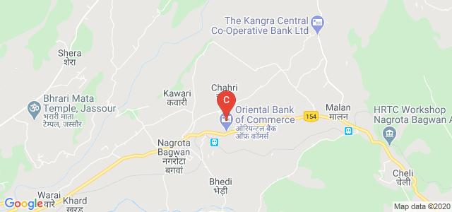 Govt. Degree College, Lakrehr, Nagrota Bagwan, Himachal Pradesh, India