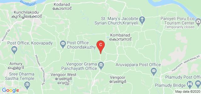 Rajagiri Viswajyothi College of Arts and Applied Sciences, Vengoor, Perumbavoor, Kerala, India