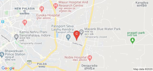 Swati Jain Institute Of Management Studies, Sampat Farms, Bicholi Mardana, Indore, Madhya Pradesh, India
