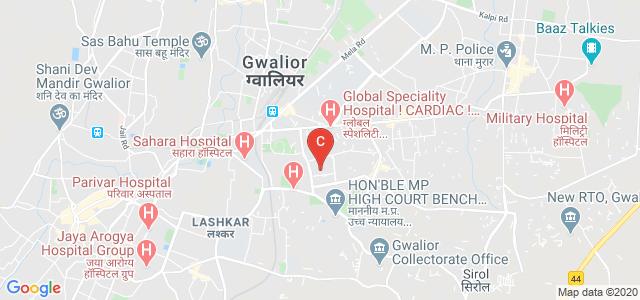 Aditya College, near PNB Global Square, City Center, Kailash Vihar, Tulsi Vihar Colony, Gwalior, Madhya Pradesh, India