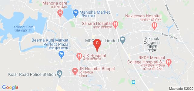 Narmada College of Fine Arts, Bawadiya Kalan Road, Laxmi Parisar, Rohit Nagar, Bawadiya Kalan, Gulmohar Colony, Bhopal, Madhya Pradesh, India