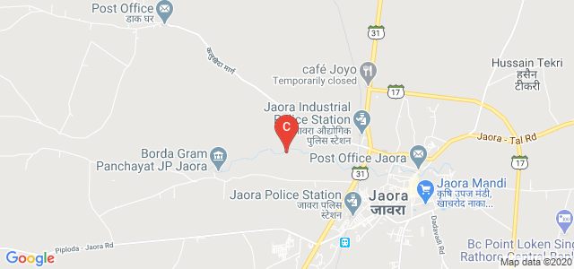 Shaheed Narendra Singh D.ed B.ed College Jaora, road, Jaora, Madhya Pradesh, India
