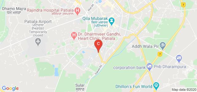Netaji Subhas National Institute of Sports: Patiala, Moti Bagh, Patiala, Punjab, India