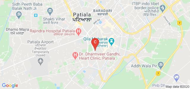 Multani Mal Modi College, Lower Mall, Patiala, Patiala, Punjab