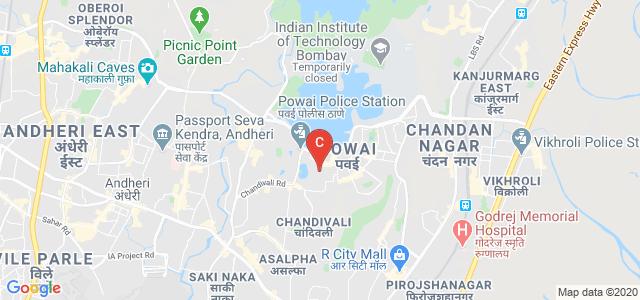 Chandrabhan Sharma College of Arts, Science and Commerce, Powai Vihar, MHADA Colony 20, Powai, Mumbai, Maharashtra, India