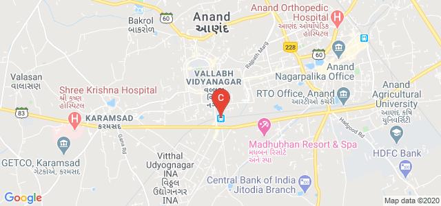 CVM Institute of Human Resource Development, Vithal Udyognagar, GIDC, Anand, Gujarat, India