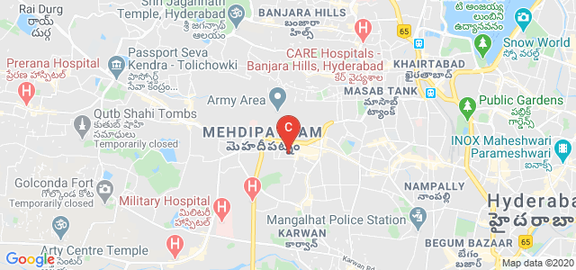 G.pulla reddy degree and pg college, Ayodhya Nagar Colony, Mehdipatnam, Hyderabad, Telangana