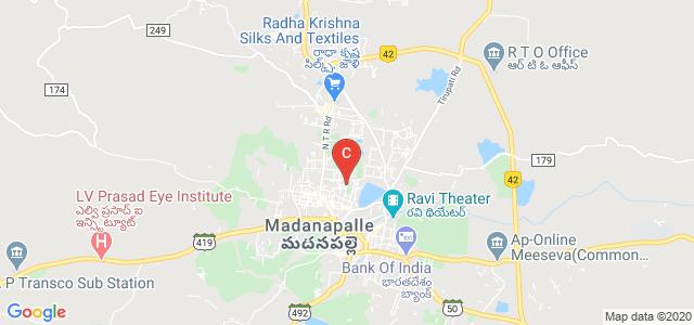 Prasanth Nagar, A.V.Naidu Colony, Madanapalle, Andhra Pradesh, India
