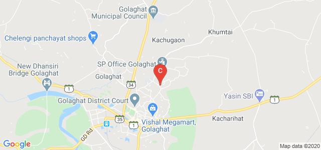 Golaghat Commerce College, Jyoti Nagar, Golaghat, Assam, India