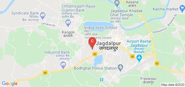 Christ College Jagdalpur, Bajrang Nagar, Jagdalpur, Chhattisgarh, India