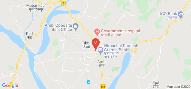 Jupiter College of Education, Kuthera Kherla, Amb, Una, Himachal Pradesh, India