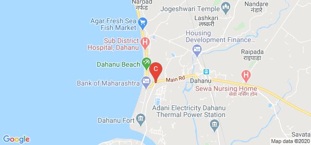 Chinchani - Dahanu Road, Ganga Ashram Wadi, Unnati Mandal Agar, Dahanu, Palghar, Maharashtra, India