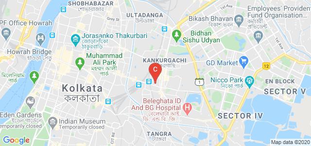 Dr. B C Roy Post Graduate Institute of Paediatric Sciences, Narkeldanga Main Road, Phool Bagan, Kankurgachi, Kolkata, West Bengal, India
