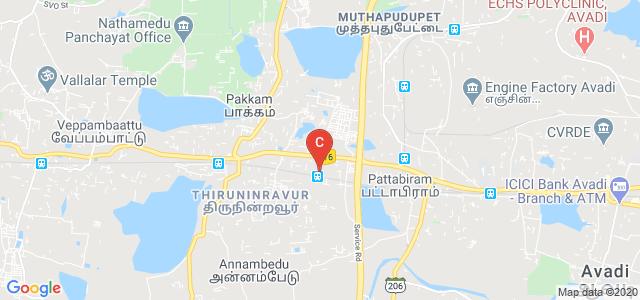 Jaya College Of Arts And Science, Chennai, Tamil Nadu, India