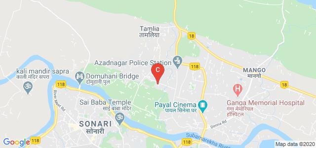 Al-Kabir Polytechnic, Kabir Nagar, Kapali, Jamshedpur, Jharkhand, India