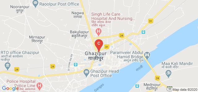 Ghazipur Government Homeopathic College & Hospital, Rauza Road, Rauza, Chak Bhikhari, Uttar Pradesh, India