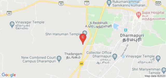 Kamadhenu College Of Arts & Science, Dharmapuri, Tamil Nadu, India