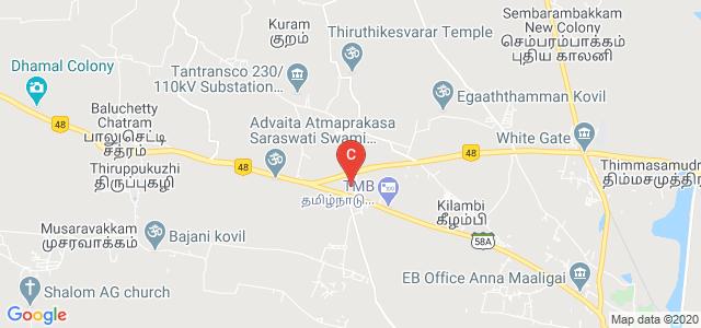 Kanchi Shri Krishna College of Arts and Science, Kanchipuram, Tamil Nadu, India