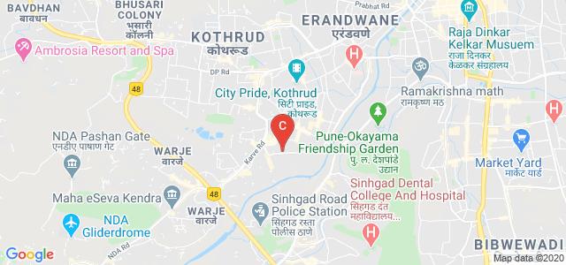 Shree Siddhivinayak Mahila Mahavidyalaya, Dnydeep Colony, Hingne Budrukh, Karve Nagar, Pune, Maharashtra, India