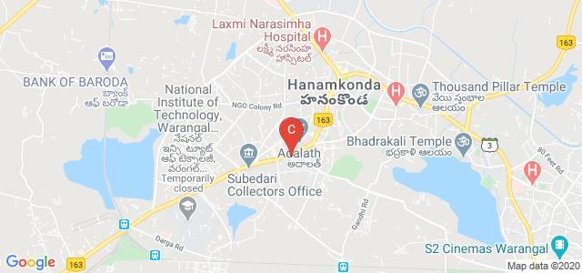 Kakatiya Mahila Degree And PG College, Hyderabad - Warangal Highway, Near District Court, Postal Colony, Subedari, Hanamkonda, Telangana, India