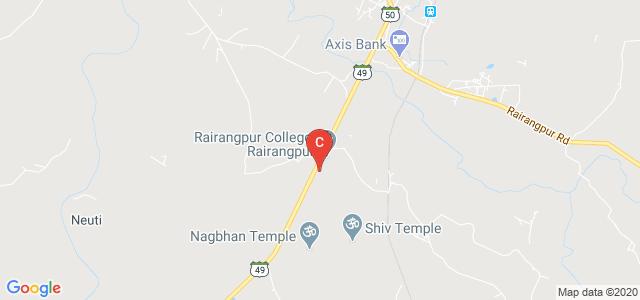 Rairangpur College, Chilikaposi, Mayurbhanj, Odisha, India