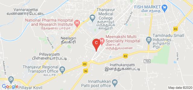 BHARATH COLLEGE OF SCIENCE & MANAGEMENT, AVP Azhagammal Nagar, Thanjavur, Tamil Nadu, India