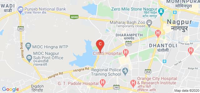Dharampeth M.P. Deo Memorial Science College, Ambazari Road, Kasturba Layout, Sudam Nagar, Yashwant Nagar, Nagpur, Maharashtra, India