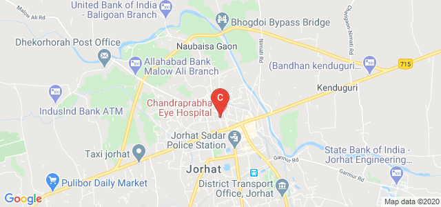 Ridley College of Optometry, Malow Ali, Jorhat, Assam, India