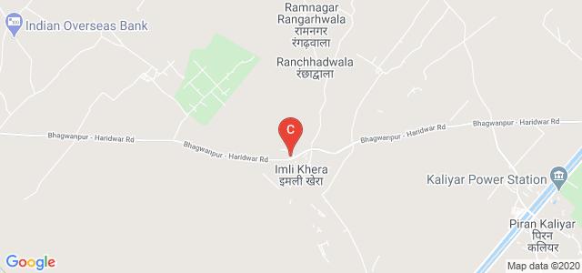 Phonics Group of Institutions, Roorkee, Bhagwanpur - Haridwar Road, Roorkee, Uttarakhand, India