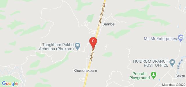 Imphal-Saikul Road, Tangkham, Pangei Yangdong, Pangei, Manipur, India