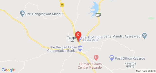 Dnyanwardhini Charitable Trusts Arts & Commerce College, Talere Naka, Sindhudurg, Talere, Sindhudurg, Maharashtra, India