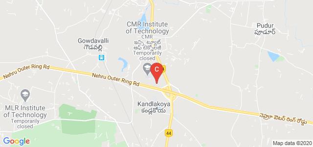 CMR Engineering College, Hyderabad, Telangana, India