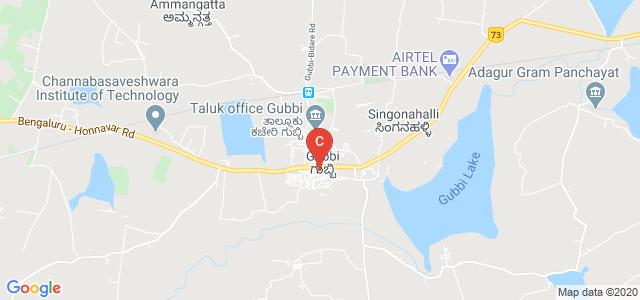 Channabasaveshwara Institute of Technology, Gubbi, Tumkur, Tumkur, Karnataka, India