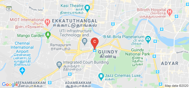 Cipet Road, Guindy Industrial Estate, SIDCO Industrial Estate, Guindy, Chennai, Tamil Nadu, India