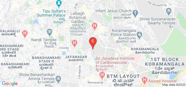 Sanjay Gandhi Insitute of Trauma & Orthopaedics, CHCS Layout, 1st Block, Jaya Nagar East, Hombegowda Nagar, Bengaluru, Karnataka, India