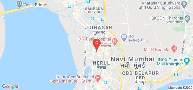 Terna Nursing College, Sector 12 Nerul Road, Dharshana Society, Hatole Gaothan, Sector 10, Nerul, Navi Mumbai, Maharashtra, India